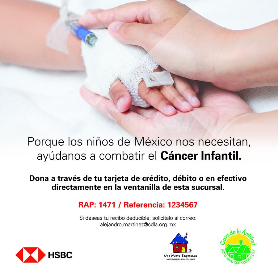 Donativos HSBC